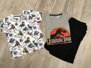 Jurassic world pyjama kledij Primark