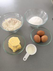 benodigdheden heerlijke en makkelijke vanille cupcakes