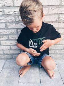 Shoplog Zeeman T shirt Dude jongens - Lievelyne