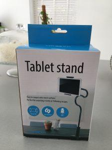 Tablet houder Action shoplog - Lievelyne