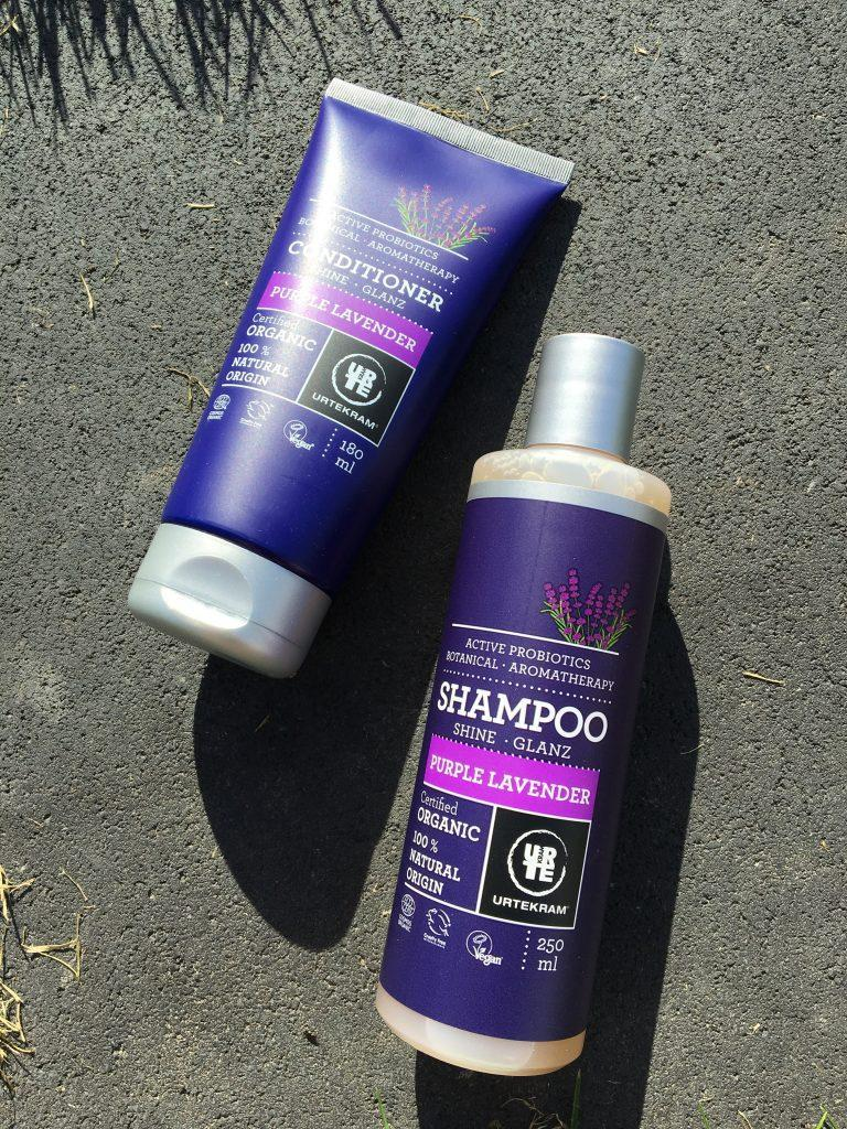 Natuurlijke verzorging : urtekram Lavendel review - Lievelyne