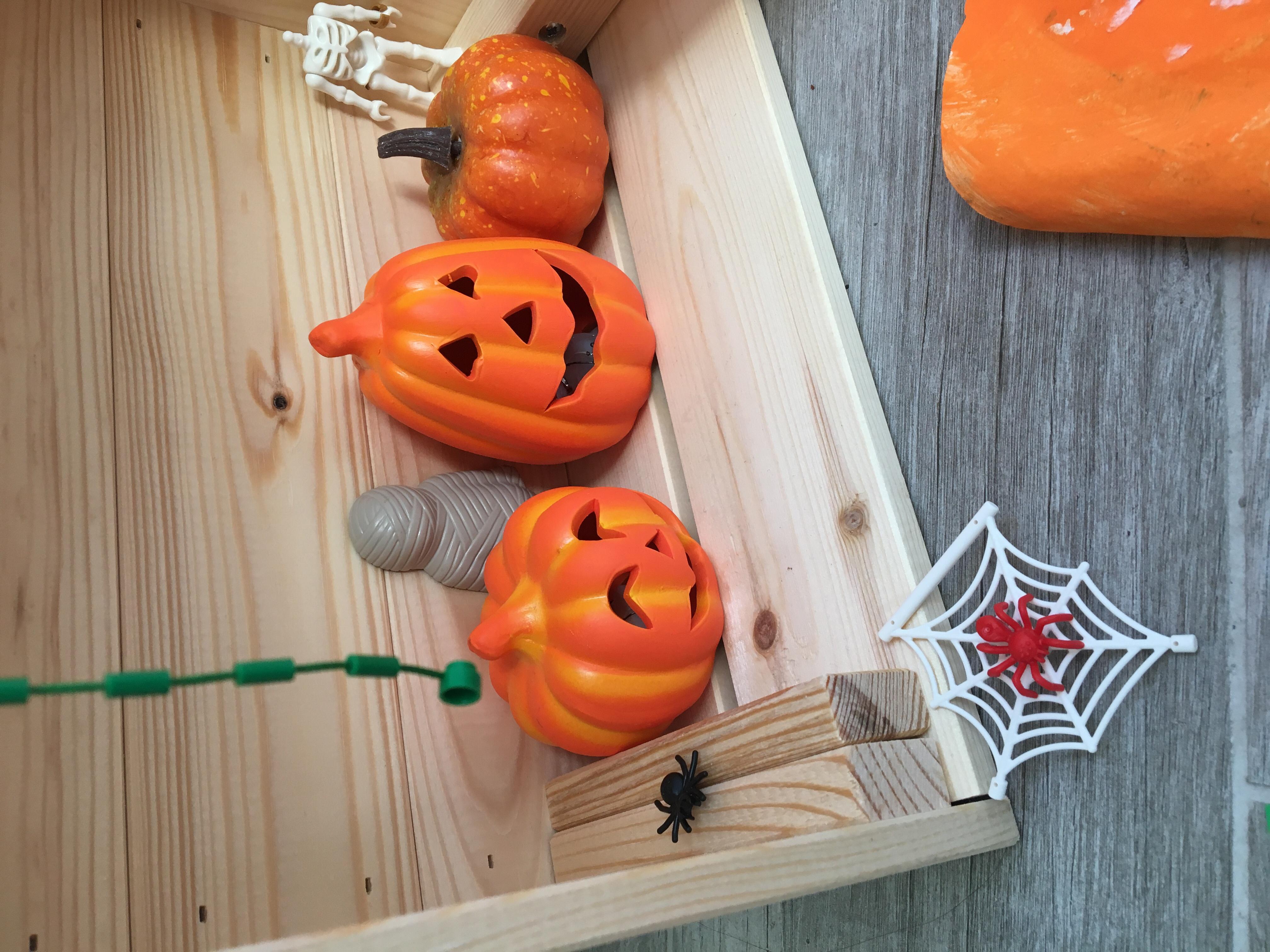 Halloween knutsel en decoratie door LIEVELYNE