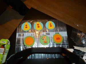 Cupcakes in Bumba thema