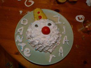 Smash cake Bumba