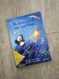 Ikea shoplog - Voorleesboek Panda