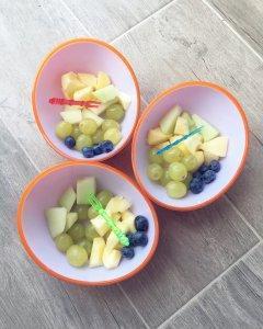 Fruitsnack voor kinderen op een speelse manier - no more picky eaters - LIEVELYNE