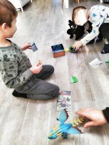 Hoe tem je een draak 3 Speelgoed - Dawn of new riders review