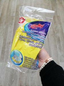 Huishoud handschoenen Action