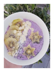 Smoothie bowl - Lievelyne