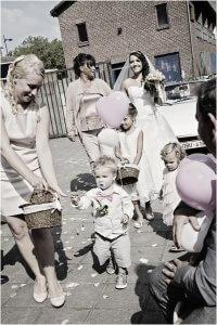 Ceremonie huis van de mens - huwelijk