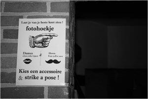 Photobooth wedding ideas - Lievelyne fotohoekje