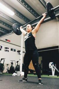 Snatch balance - Mijn ervaring met CrossFit