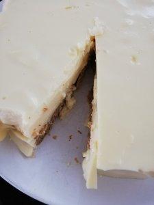 Gezonde Skyrtaart cheesecake - Zonder suiker zonder boter